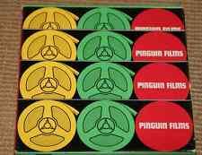 FILM Dessin animé super 8mm POPEYE 60m noir et blanc muet POPEYE SUPERMAN