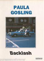 BACKLASH - Paula Gosling (Cassette Audio Book) (6 Tapes/Unabridged) (#1)
