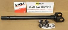 Front Inner Chromoly Axle Shaft 1350 LH Drivers Jeep Jk Wrangler Rubicon 07-15