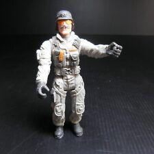Figurine personnage militaire armée parachutiste avion 2013 LANARD vintage N6305