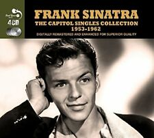 Frank Sinatra~The Capitol Singles Collection 1953 - 1962~BRAND NEW 4 CD BOX SET