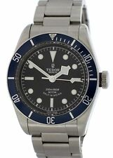 Tudor Heritage Black Bay 79220B Mens Watch Original Papers