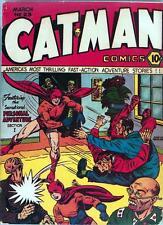 Catman Comics #23 Photocopy Comic Book