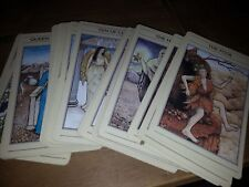 Single Replacement Card For Mythic Tarot Black Backs 1986 Not Whole Deck