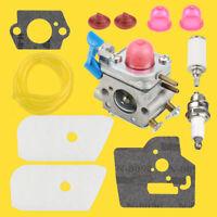 Carburetor Tune up kit For Husqvarna 125L 125LDX 128LD Poulan Weedeater 28cc