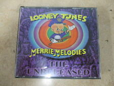 Van Halen - Looney Tunes & Merrie Melodies 4 CD Box Silver disc  Unplayed
