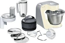 Bosch MUM54920 Kitchen Stand Machine Food Mixer Processor 900W 3.9L Cream