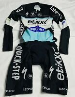 Etixx Quickstep Specialized Team Vermarc Cycling Speedsuit Team Size XS