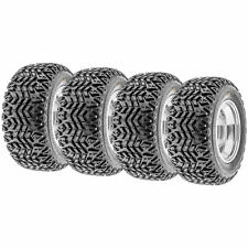 New listing Set of 4, 21x7-10 & 22x11-8 Replacement Atv Utv 4 Ply Tires G003 by SunF