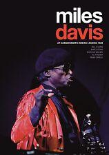 Miles Davis Live At Hammersmith Odeon 1982 DVD Feat Marcus Molinero & Bill Evans