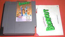 Nintendo NES Blow Out [PAL-FRA] Super NO Game Cube Boy 64  *JRF*
