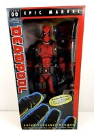 "Marvel Deadpool Ultimate Collectors 1/4 Scale Action Figure - 18"" Super Poseable"