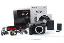 PENTAX K-7 14.6MP Digital SLR Camera Body w/Box from Japan #11-11