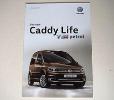 VOLKSWAGEN. CADDY. la nuova vita Caddy STI Benzina. FEB 2016. vendite illustrativo