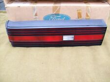 NOS Ford Driver's Side Tail Light Lamp Lens Mercury Lynx 81-85 LH Left Damage