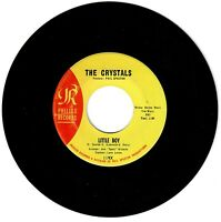 The Crystals 1964 Philles 45rpm Little Boy b/w Harry & Milt Phil Spector