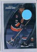 2002 BAP Signature Series Autographs #87 Shawn Bates Auto
