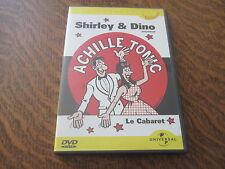 dvd shirley & dino presentent achille tonic le cabaret