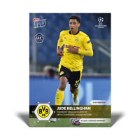 Topps Now UCL 2020-21 - Card 002 - Jude Bellingham RC Rookie - Borussia Dortmund