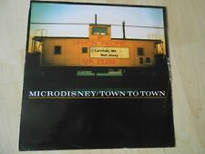 """Microdisney   Town To Town  1987 12"""""""
