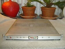 Cbs Laboratories 4110, Fm Volumax, Stereo, Compressor Limiter, Xlr, Vintage Rack