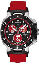 MENS TISSOT NICKY HAYDEN LIMITED EDITION T0484172705102 NEW 2 Year Warranty