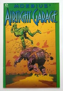 EPIC comics Moebius Airtight Garage 1993 #1 of 4 nice clan condition NM bagged