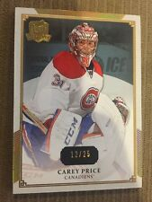 2013-14 Upper Deck The Cup Gold #48 Carey Price 12/25
