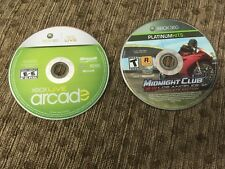 Midnight Club Los Angeles Complete Edition & Arcade for XBOX 360