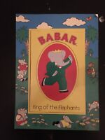 Babar: King of the Elephants Refrigerator Magnet New
