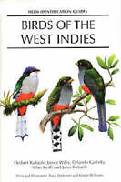 Birds of the West Indies by Janis I. Raffaele, Allan R. Keith.. NEW H/B 1998