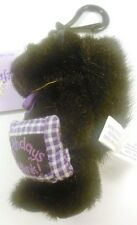 Hey Girlfriend Birthdays Stink Small Skunk Plush with Clip with Tags Boyds Stuff