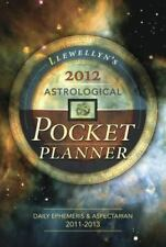 New, Llewellyn's 2012 Astrological Pocket Planner: Daily Ephemeris & Aspectarian