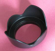 Flor lens hood 58mm para Canon EF-S 18-55mm F4-5.6 IS STM Lente