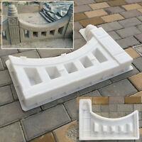 Betonformen Form Zaun Hohle Ziegel Garten Pool Zement Giessform Schalungsformen