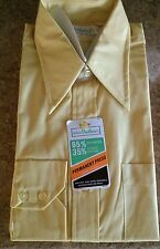 Vintage Zayre's Matt Andrews 1970s Disco Shirt NWT!! Wow!