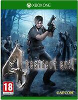 Resident Evil 4 Microsoft XBox One Game