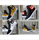 2017 New Fashion Men's Casual High Top Sport Shoes Running Athletic Sneakers