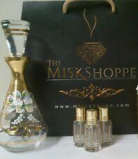 AMBRE ORIENT Attar / Perfume oil inspired by Armani Prive. ORIENTAL DARK AMBER