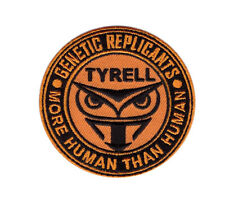 Hook Tyrell Genetic Replicant More than Human Blade Runner Tactical Patch