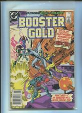 Booster Gold #4 ( 1986, DC) VF