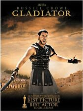 Gladiator Russell Crowe movie poster print A11