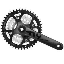 Sunrace 914 MOUNTAIN BIKE MTB bicicletta guarnitura tripla pedaliera in 9s 22/32/44T