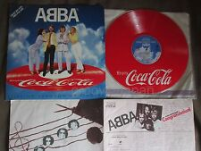 ABBA Slipping Through My Fingers-2nd edition JAPAN-ONLY COLA PROMO LP PD-1005