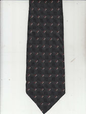 Longchamp-Authentic-100% Silk Tie -Made In Italy-Lo7- Men's Tie