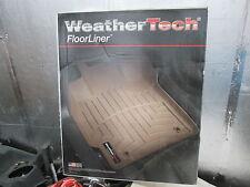 Weathertech Black 2nd Row Floor Liner Ford Mercury Mazda 441192