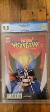 New listing All New Wolverine 1 - Cgc 9.8 - 1st appearance Laura Kinney as Wolverine X-Men