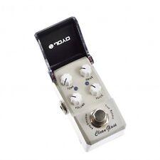 Joyo JF-307 Clean Glass Amp Sim Ironman Mini Guitar Effects True Bypass Pedal