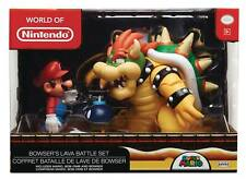 NINTENDO MARIO VS BOWSER DIORAMA SET