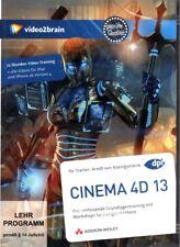 Pc CINEMA 4d 13